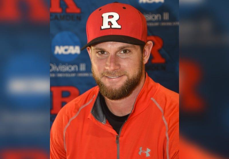 Ryan Kulik was a star pitcher at Rowan University before embarking on a professional career. Now he's head baseball coach at Rutgers University-Camden.
