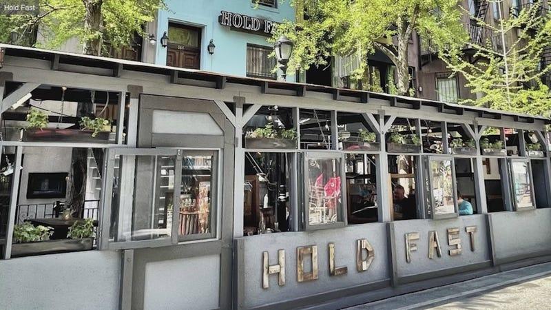 Hold Fast Restaurant
