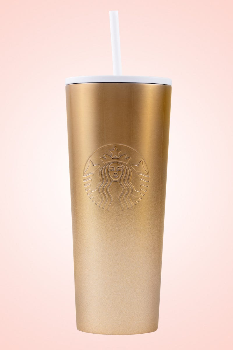 Reusable Starbucks Tumblers That Will Leave You Mesmerized