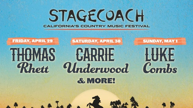 Stagecoach Festival 2022