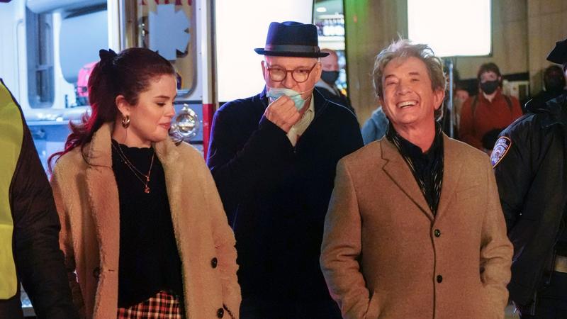 Selena Gomez, Steve Martin and Martin Short
