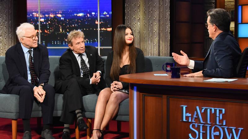 Steve Martin, Martin Short and Selena Gomez