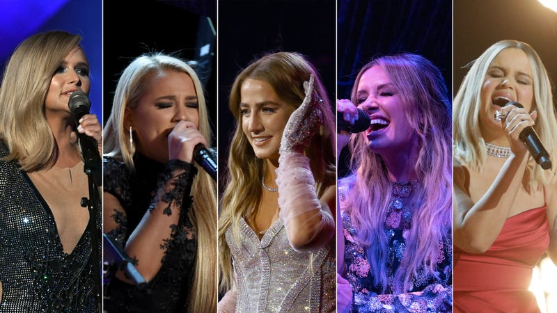 ACMs 2021 - Single of the Year Nominees