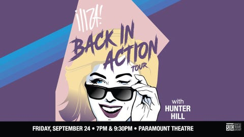 Iliza - Back In Action Tour