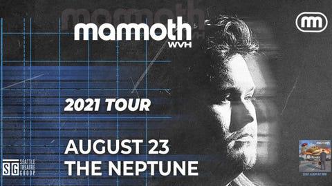 Mammoth WVH - 2021 Tour