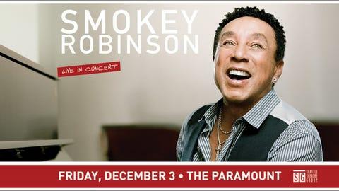 Smokey Robinson - Live in Concert
