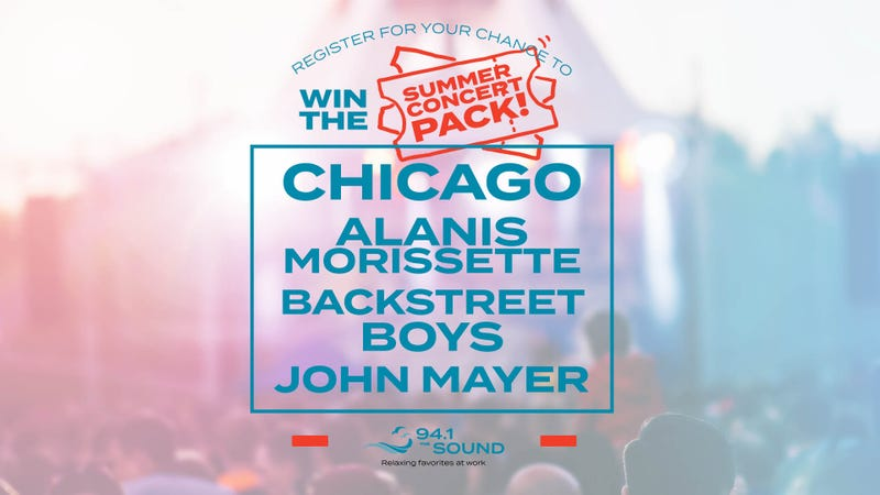 Win The Summer Concert Pack!
