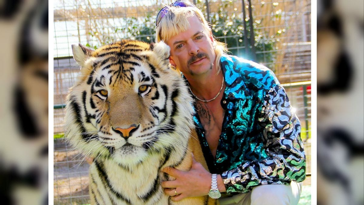 Nicolas Cage to Play 'Tiger King' Star Joe Exotic in Scripted Series: Report