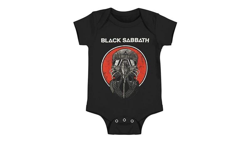 Black Sabbath Onesie