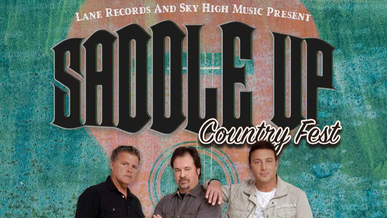 100.7 The Wolf Presents: Saddle Up Country Fest!
