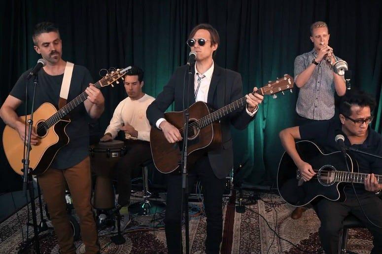 Saint Motel performs for RADIO.COM