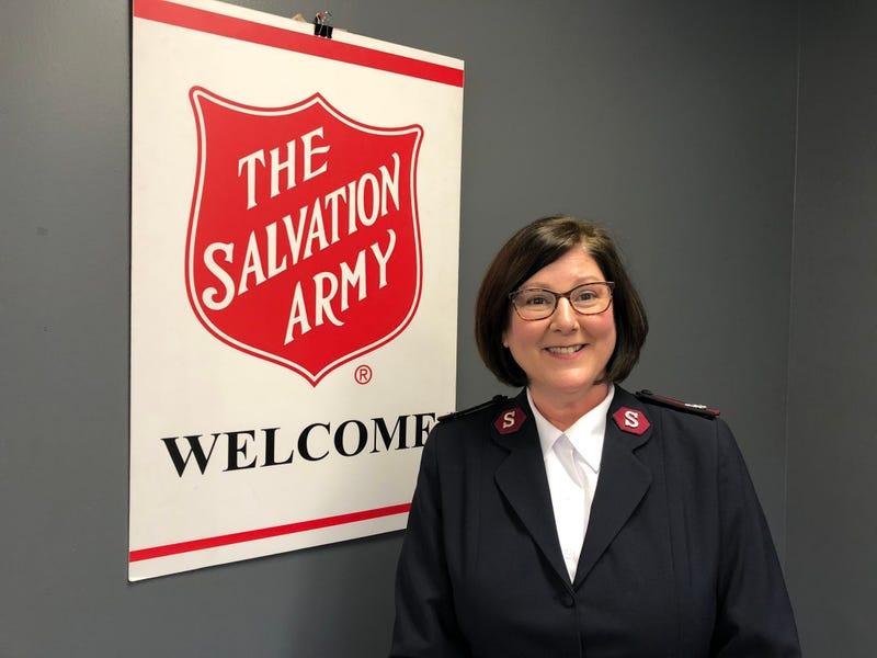 Major Annette Lock. September 24, 2020