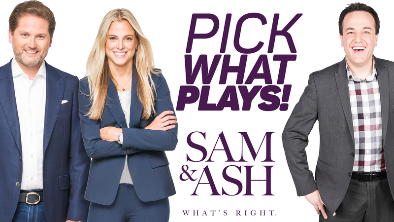 Pick What Plays with Sam & Ash