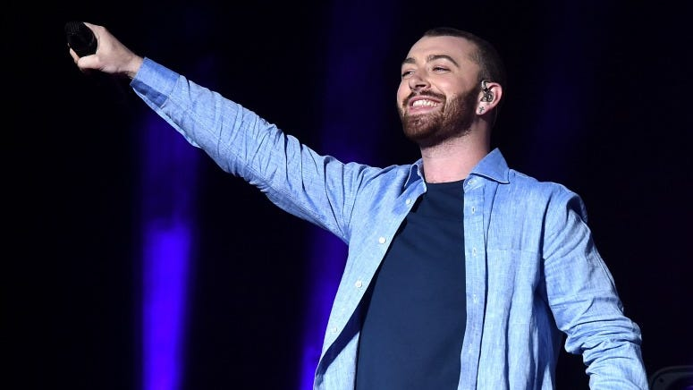 HOME SCHOOLED: Sam Smith Is Sending Love and Trying to Cook