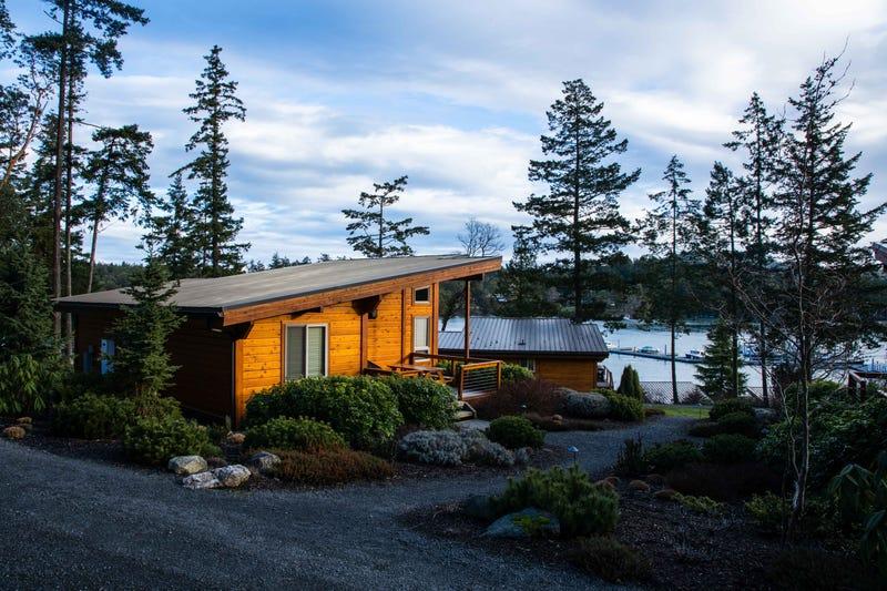 Snug Harbor cabin.