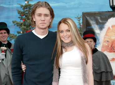 Chad Michael Murray and Lindsay Lohan