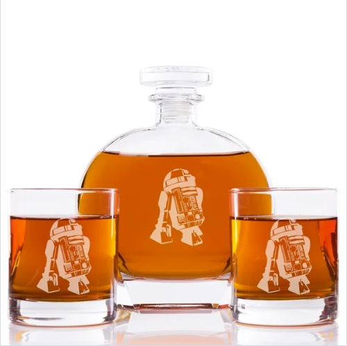 R2-D2 Decanter Set