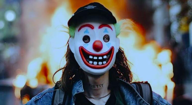 Joker suspect