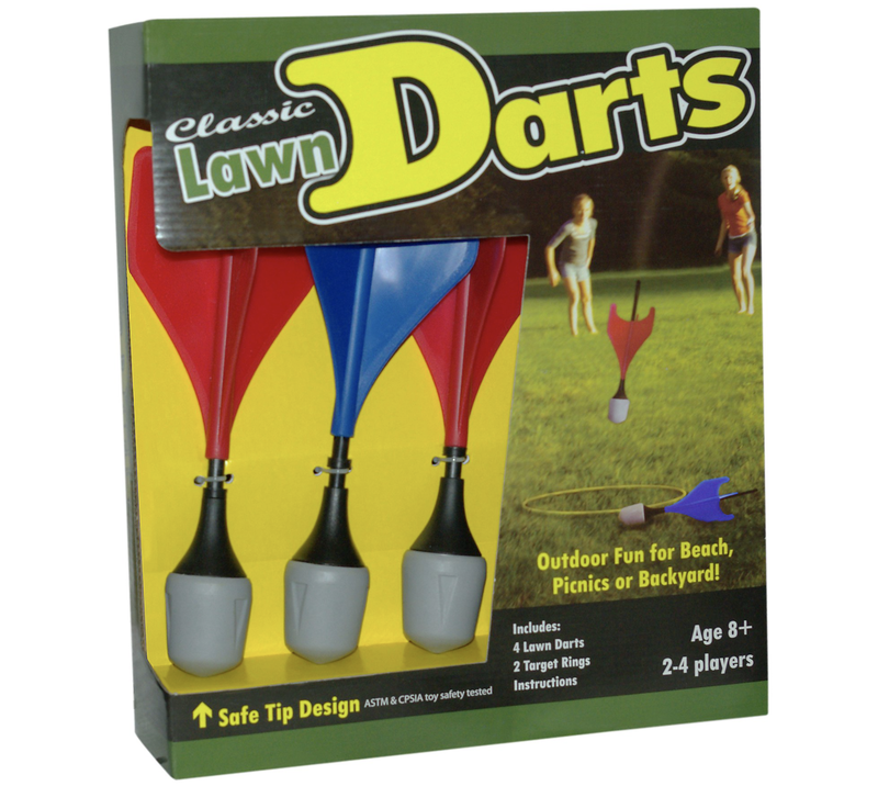 Classic Lawn Darts Outdoor Game