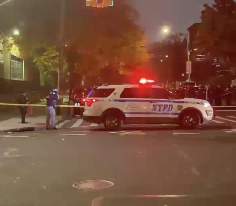 Bronx gunfire exchanged with NYPD