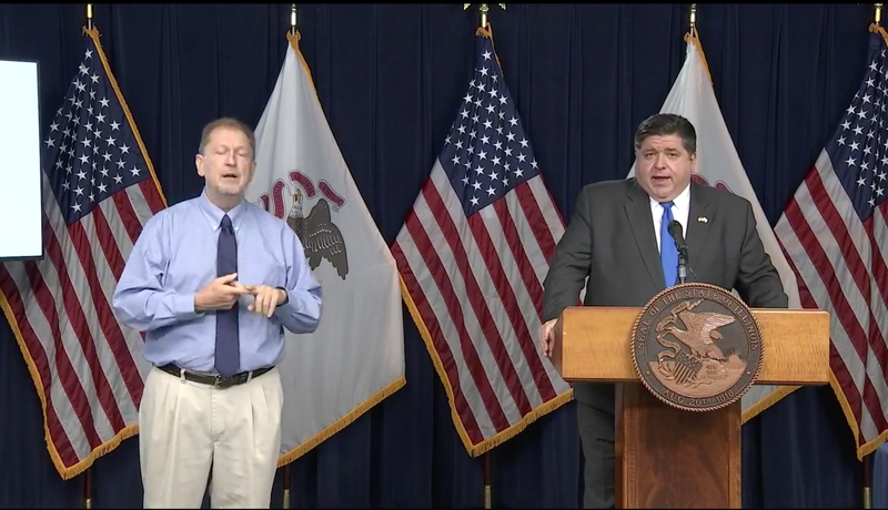 Governor encourages Halloween safety practices as Illinois approaches 7k daily COVID-19 cases