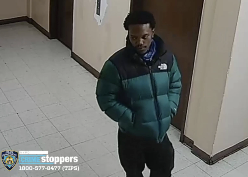 NYPD - suspect sought