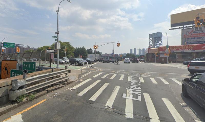 Hit and run Bronx