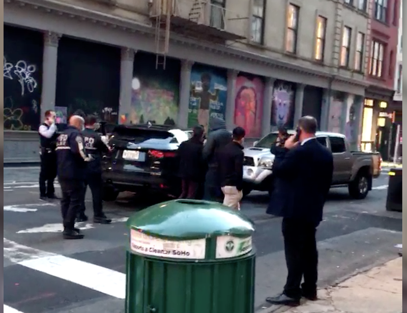 NYPD Chase