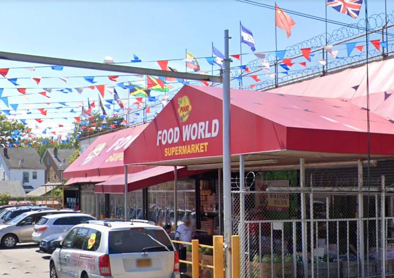 Food World Supermarket