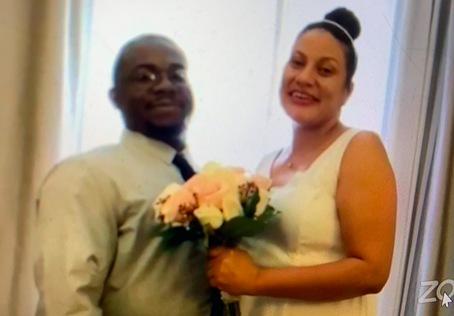 Elgin Pair Is Cook S First Couple To Get Marriage License