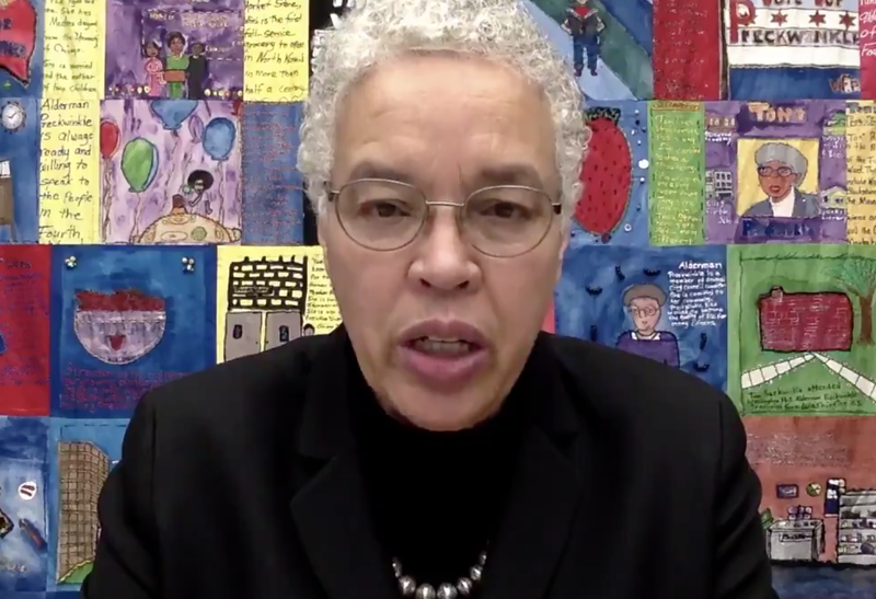 Cook County Board President Toni Preckwinkle and other community activists are calling on the Biden Administration to go bold when it comes to fixing the immigration system.