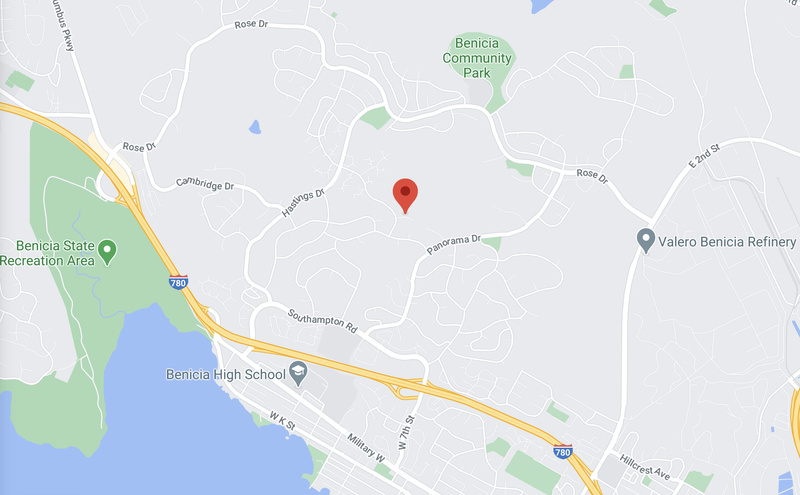 Multiple reported sightings of a mountain lion have come from this area.