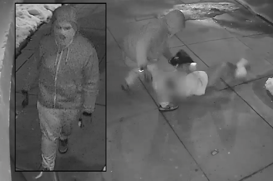 VIDEO: Woman punched, dragged in Queens robbery, suspect sought
