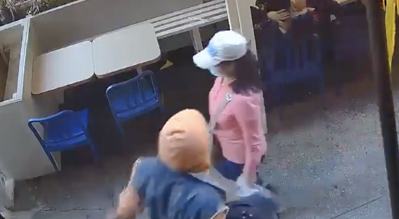 VIDEO: Man facing hate crime charges after Asian woman punched in unprovoked attack in Chinatown