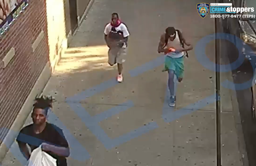 Girl, 12, wounded in Bronx shooting; 3 sought