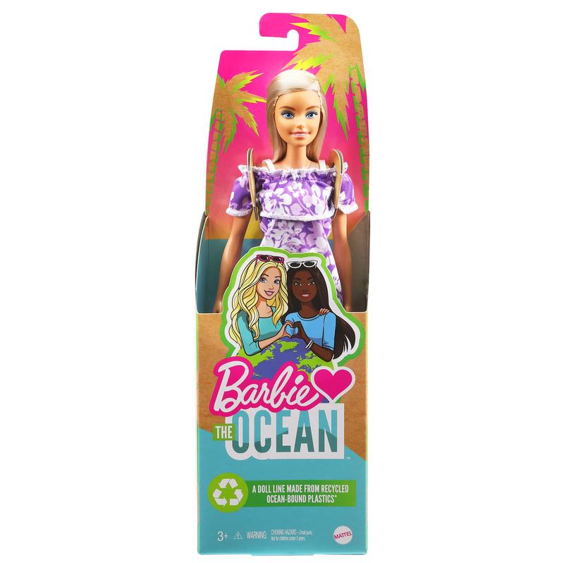 Barbie Loves the Ocean doll