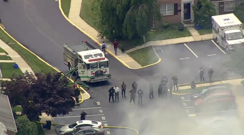 Montco residents urged to shelter in place amid reports of shots fired, explosion