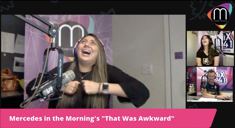 """Mercedes in the Morning's That Was Awkward: The """"Gorilla Jim"""" One"""