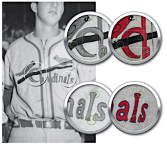Stan Musial jersey