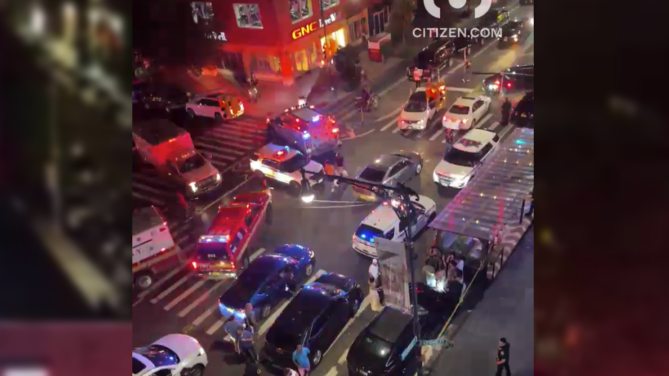 At least 6 shot, 1 fatally, in NYC overnight