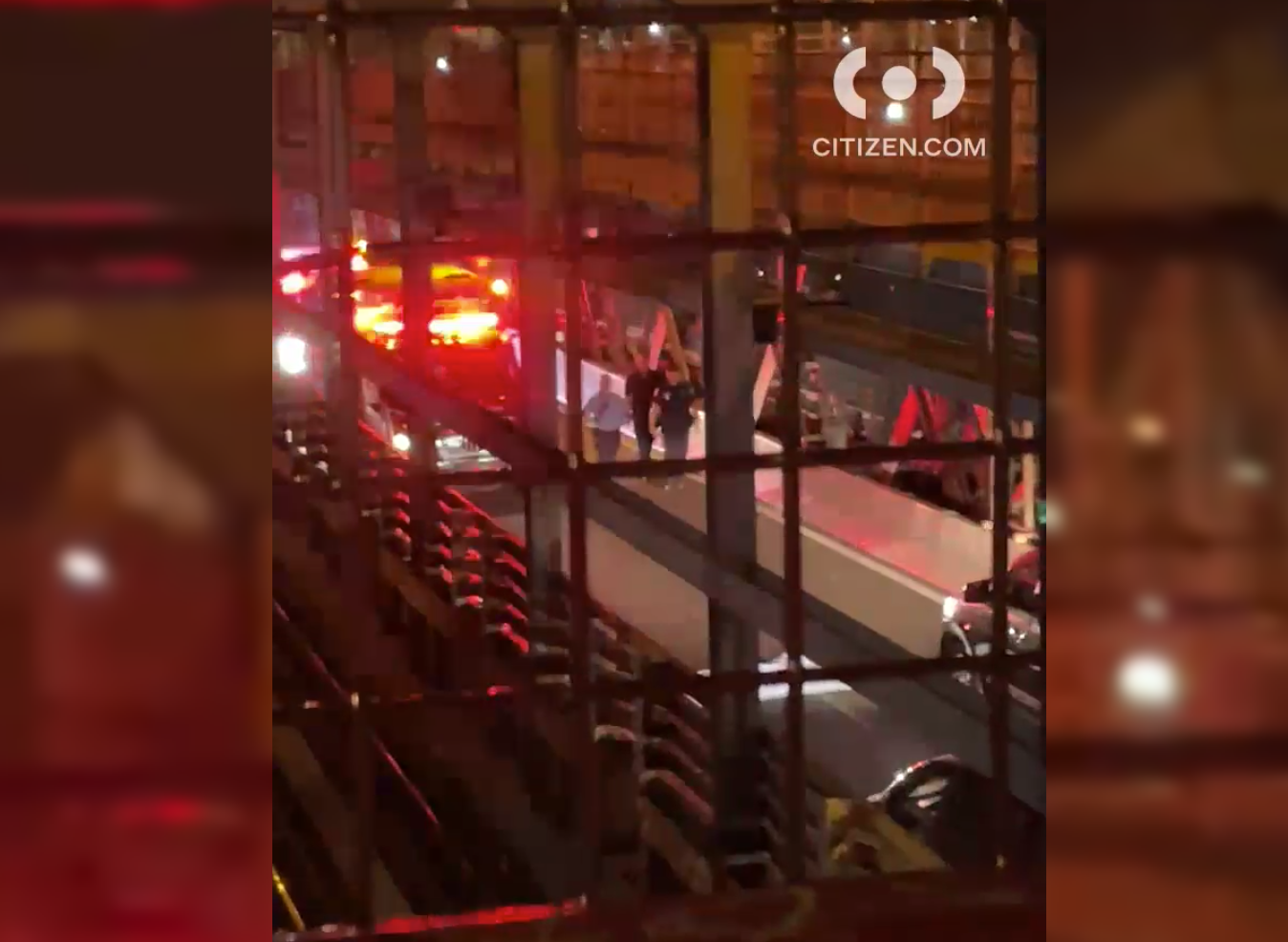 2 men dead, woman critical in pair of NYC motorcycle crashes overnight