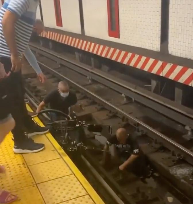 MTA incident