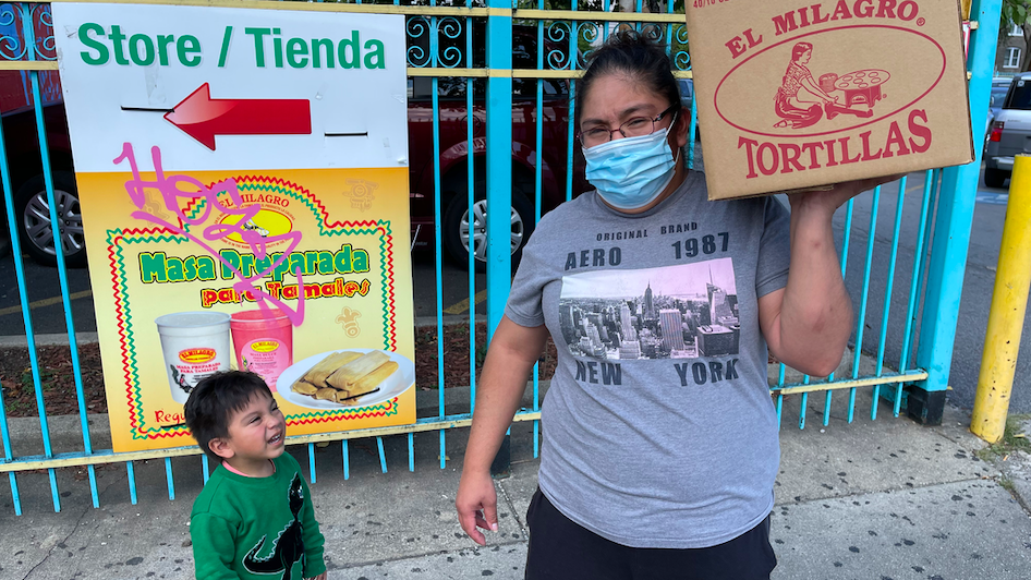 The rush is on for tortillas in Little Village, amid reports of a shortage