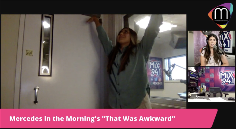 """Mercedes in the Morning's That Was Awkward: The """"Kermit The Frog Weather Person"""" One"""