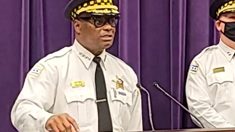 Supt. Brown: 'We're going after gangs'