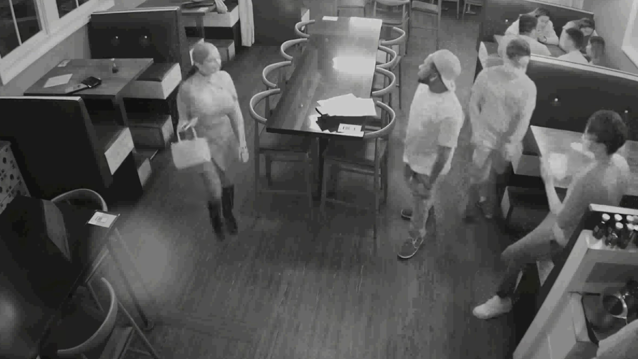 Couple tries to flee Walnut Creek restaurant without paying, fires gun outside
