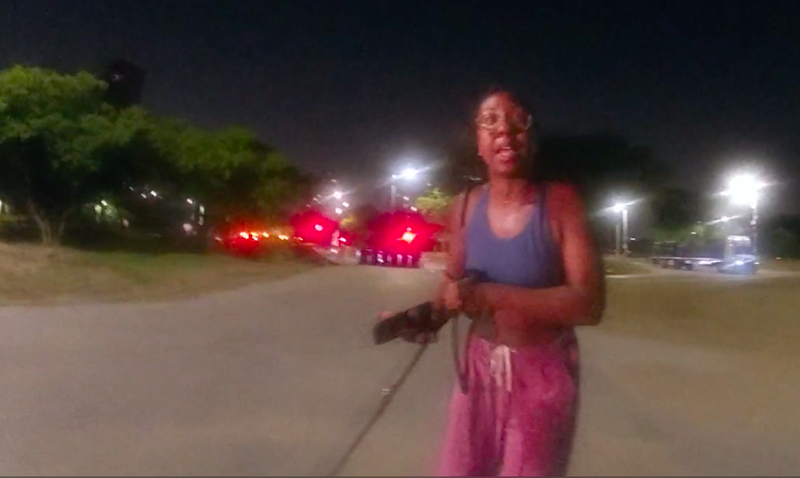 Nikkita Brown, woman who claimed she was racially profiled