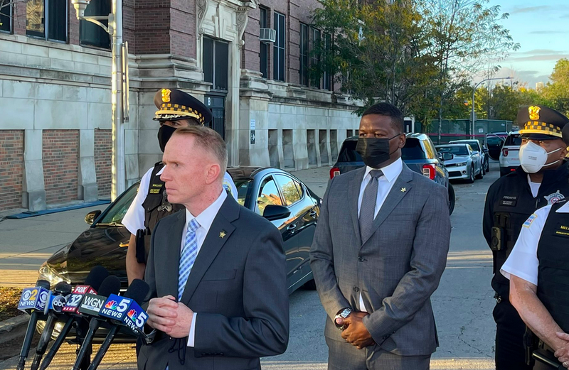 CPD news conference