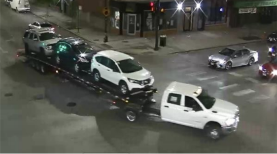 Police seeking driver of truck wanted for hit-and-run in West Garfield Park