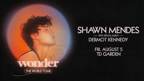 Shawn Mendes 'Wonder: The World Tour'